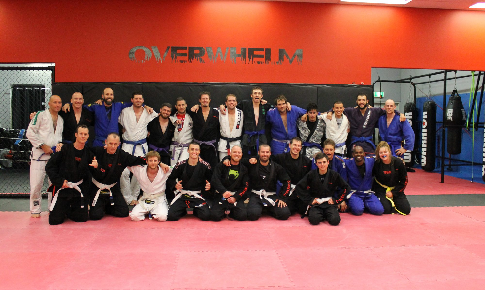 Overwhelm Mixed Martial Arts